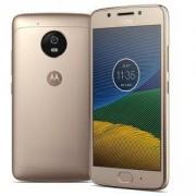 Смартфон MOTO G5 DS GOLD / PA610020RO, Android 7.0 Nougat, 16GB, 13MP+5MP, Златист