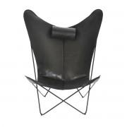 Ox Denmarq - KS Sessel, schwarz / schwarz
