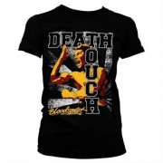 Tee Bloodsport - Death Touch Girly Tee