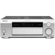 Blue City Pioneer VSX-D811S (Without Remote) Silver