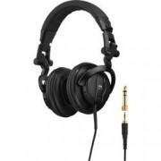 IMG STAGELINE DJ sluchátka Over Ear IMG STAGELINE MD-6000 22.1260, černá