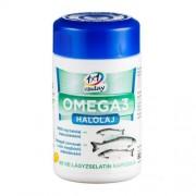 1x1 Vitaday Omega-3 Halolaj lágyzselatin kapszula 60 db