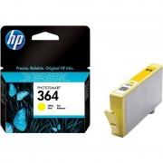 HP 364 Cartucho Tinta Original Amarillo