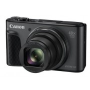 Aparat Foto Digital Canon PowerShot SX730 HS, 20.3 MP, Filmare Full HD, Zoom optic 40x (Negru)