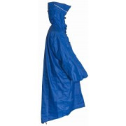 Lowland Wandelponcho Kleur: blauw, Maat: L blauw