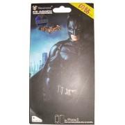 Folie protectie cu design iPhone 5 - Batman ( fata + spate )