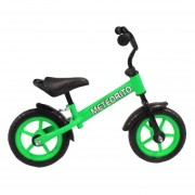 Bicicleta Infantil Sin Pedal Equilibrio Aprendizaje - Verde