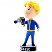 Figura De Fallout 4 VaultBoy Con Cabeza Girable E-Hot - Engrgy Weapons