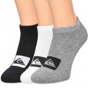 Quiksilver 3-Pack Ankle - Skarpety Dziecięce - EQBAA03054 AST