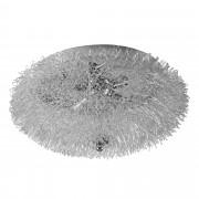 PremiumXL - [lux.pro] Stilska stropna svjetiljka - Hurricane - srebrno