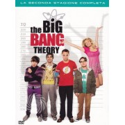 Video Delta The big bang theory - DVD - Stagione 2