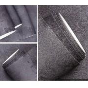 Max 70303 tapeta vliesová Venezia Stucco tmavá šedá 0,53m x 9,5m