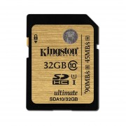 Kingston Digital SDA10/32GB Tarjeta De Memoria Flash
