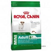 2x8 kg Royal Canin Mini Adult 8+ kutyatáp