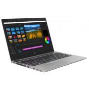 """HP ZBook 14u G5 8th gen Workstation Notebook Intel Quad i7-8550U 1.80Ghz 8GB 14"""" FULL HD BT 3G Win 10 Pro"""