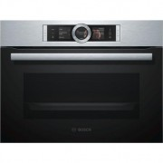 Horno Bosch CSG636BS1 Integrable LED Inoxidable 60CM Vapor