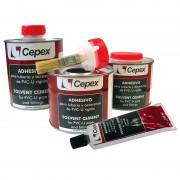 Adhesivo para PVC Cepex - Bote 1.000 ml con pincel