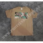 Animal T-Shirt Sand New