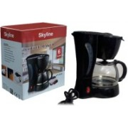 Skyline VTL-7014 6 cups Coffee Maker(Black)