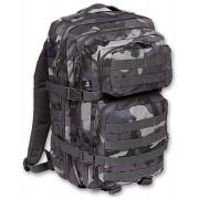 Brandit US Cooper L Backpack Black Grey One Size