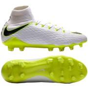 Nike Hypervenom Phantom 3 Pro DF FG Just Do It - Vit/Neon
