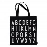 Tote Bag ABC Design Letters
