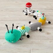 Plush Caterpillar Baby Toy