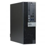 Dell Optiplex 3040 Intel Core i5-6500 3.20GHz, 8GB DDR3, 500GB HDD, DVD, SFF, Windows 10 Home MAR, calculator refurbished