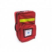 Prorisk Sac à dos de premiers secours vide rouge 520.000000