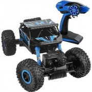 Off-road RC cars 118 Scale Monster Car 2.4Ghz 4WD High Speed Racing Cars Rock Crawler Truck (Multicolor)
