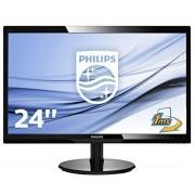 Philips 273V5LHSB LCD-beeldscherm 24 inch