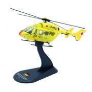 MBB/Kawasaki BK 117 helicopter model MBB/Kawasaki BK 117 diecast 1:72 helicopter model