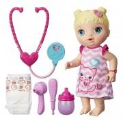 Boneca Baby Alive Cuida de Mim Loira Hasbro Ref-b5158