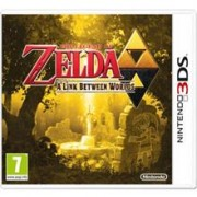 The Legend of Zelda A Link Between Two Worlds Nintendo 3DS