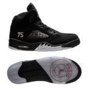 Air Jordan 5 Retro Jordan x PSG - Zwart/Rood/Wit LIMITED EDITION
