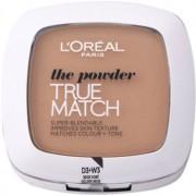 L'Oréal Paris True Match polvos compactos tono 3D/3W Golden Beige 9 g