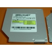 Graveur DVDRW DVD+/-RW SATA Slimline TS-L633B pour PC portable Samsung, Toshiba