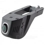 Universal Hidden 96658 IMX 322 gran angular 1080p Wi-Fi DVR camara grabadora de video - Negro