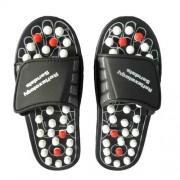 Papuci de masaj si reflexoterapie Foot Reflex Lanaform
