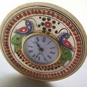 Ratan Carving Art handmade watch
