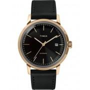 Timex Marlin Automatic 40mm Black Dial