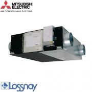 Recuperator de Caldura MITSUBISHI ELECTRIC 1000 mc/h - LGH-100RVX-E