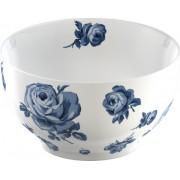 C.T.5176097 Porcelán tálka 85x155mm,Spot Floral,Vintage Indigo