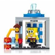 SpongeBob Mega Bloks Photo Booth Time Machine