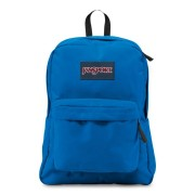 Jansport Superbreak Blue Streak