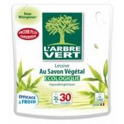 L'Arbre Vert mosószer utántöltő növényi szappan kivonattal, 2000 ml