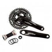 Angrenaj Deore FC-M590-L, 44x32x22T, Brat 170Mm