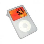 iPod Classic iGadgitz Siliconen Hoesje - Doorzichtig