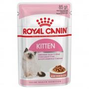 Royal Canin Kitten Instinctive en salsa - 24 x 85 g