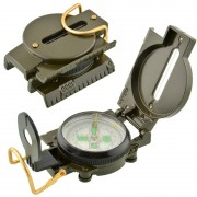Meco IPRee® Waterproof Luminous Compass American Multifunctional Folding Pointer Guide 1:25000 Map Scale
